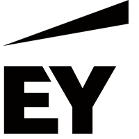 Ernst and Young black logo
