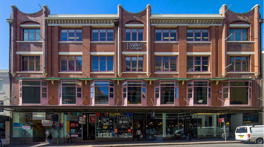 80 Bay street office building