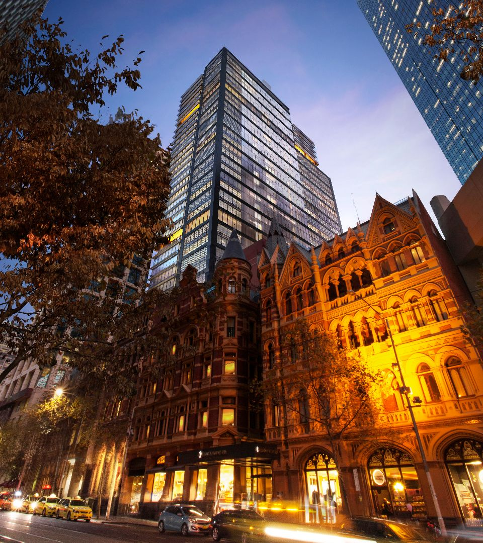 477 Collins Street Olderfleet Melbourne Mirvac Office