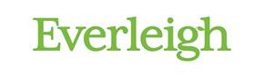 Everleigh Logo Green Text on White