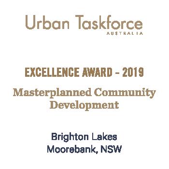 Urban Task Force Award