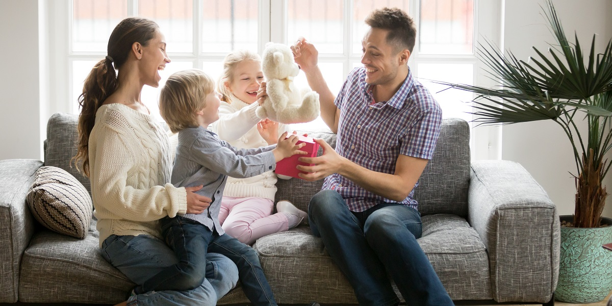 Home Buyers Grant family