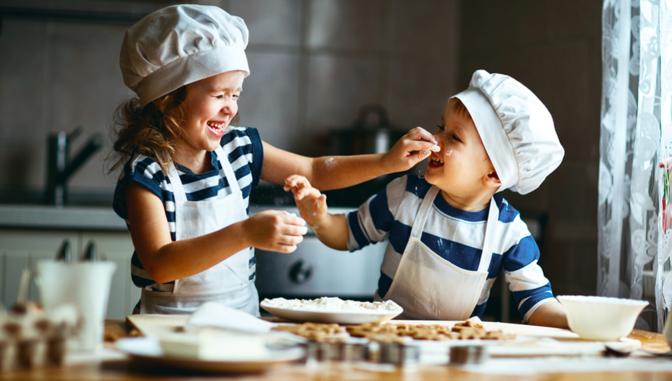 Image result for bake with kids